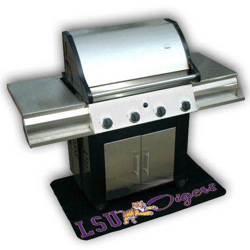 Backyard Basics LSU Grill Mat ()