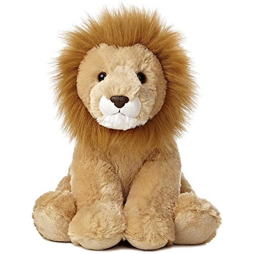 Aurora World Plush LION by Betheaces