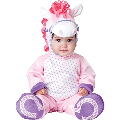 Pink Horse Costume (InCharacter Pretty Lil' Pony Infant/Toddler Costume-Medium (12-18))
