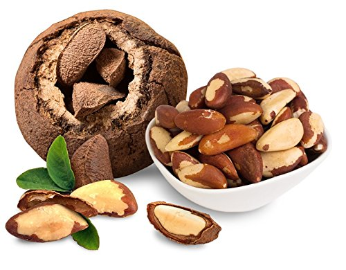 Billedresultat for brazil nuts