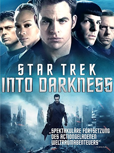 Star Trek Into Darkness Film