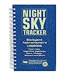 img - for Night Sky Tracker: Backyard Astronomer's Logbook book / textbook / text book