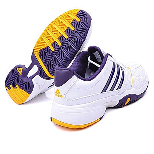 Purple Tennis Barricade Shoes Yellow adidas Womens White UK5 5 2 Team qO0nxwPA