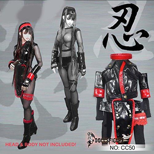Amazon.com: Artcreator_BM CC50 1/6 Female Clothing- Japanese ...