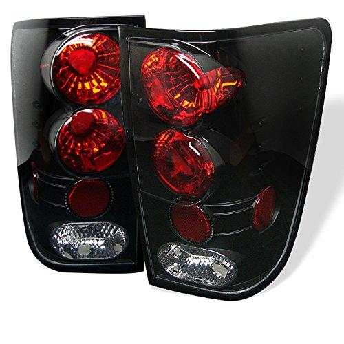 Spyder Auto Nissan Titan Black Altezza Tail Light ()