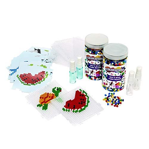 Colorations H2OFUSE Wet & Stick Fuse Beads Classroom Pack -