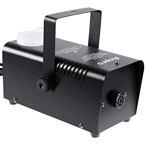 Anpro Fog Machine 400W-Professional Smoke Machine with Wireless Remote Control for Christmas Parties, Weddings, Dance and Drama -
