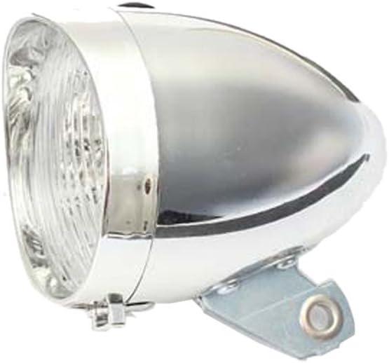 Vovotrade Clásico 3 Linterna LED Bicicleta Luz Delantera Lámpara ...