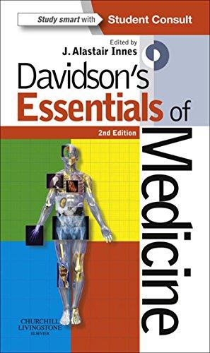 Davidson's Essentials of Medicine (2nd 2015) [Innes]