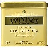 Twinings Earl Grey Tea, Loose Tea, 7.05 oz Tins