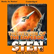The Return of the Emperor: Sten Series, Book 6 | Allan Cole, Chris Bunch