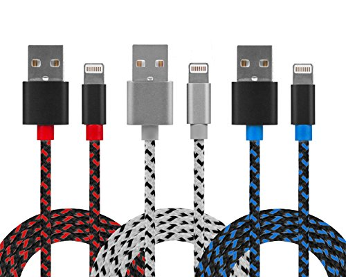 lightning-cable-for-iphone-3-pack-braided-33-feet-in-black-blue-black-red-silver-cable-for-iphone-w-