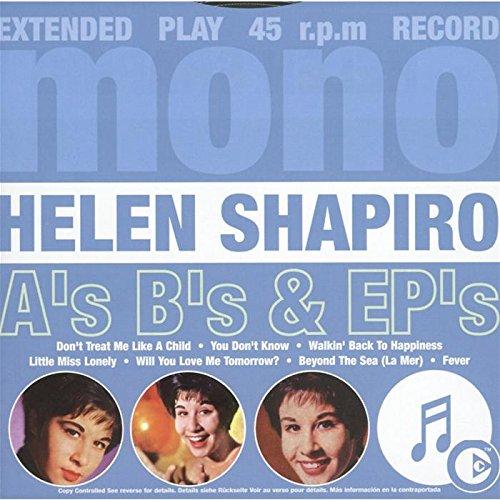 A's B's & Ep's by Shapiro, Helen