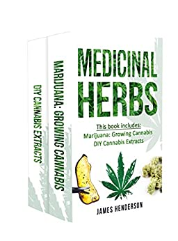 Medicinal Herbs Manuscripts Marijuana Cannabis ebook product image