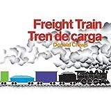 Freight Train/Tren de carga Board Book: Bilingual Spanish-English