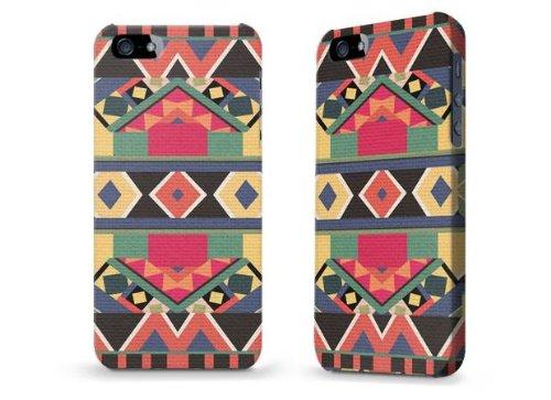 """Hülle / Case / Cover für iPhone 5 und 5s - """"BOLD"""" von Bianca Green"""
