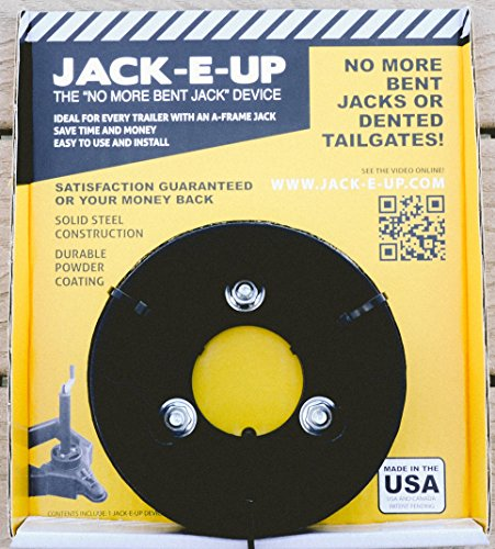 (Jack-E-Up Black Universal (For Top-Wind, Side-Wind & Electric Triangle Based Jacks))