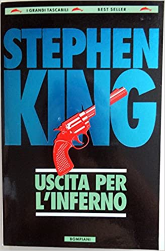 STEPHEN KING: USCITA PER L'INFERNO