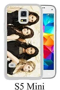 Popular Sale Samsung Galaxy S5 Mini Case,Pretty Little Liars White Customized Picture Design Samsung Galaxy S5 Mini Phone Case