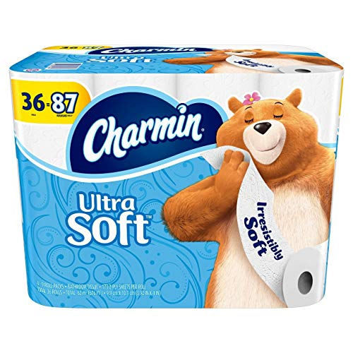 Discount Paper - Product of Charmin Ultra Soft 173-Sheet