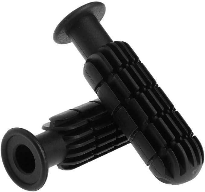 QIUXIANG-EU 2 Piezas de fútbol de Mesa de Repuesto de fútbol de futbolín PVC Handle Grip Foosball Game Handle Grip Accesorios: Amazon.es: Deportes y aire libre
