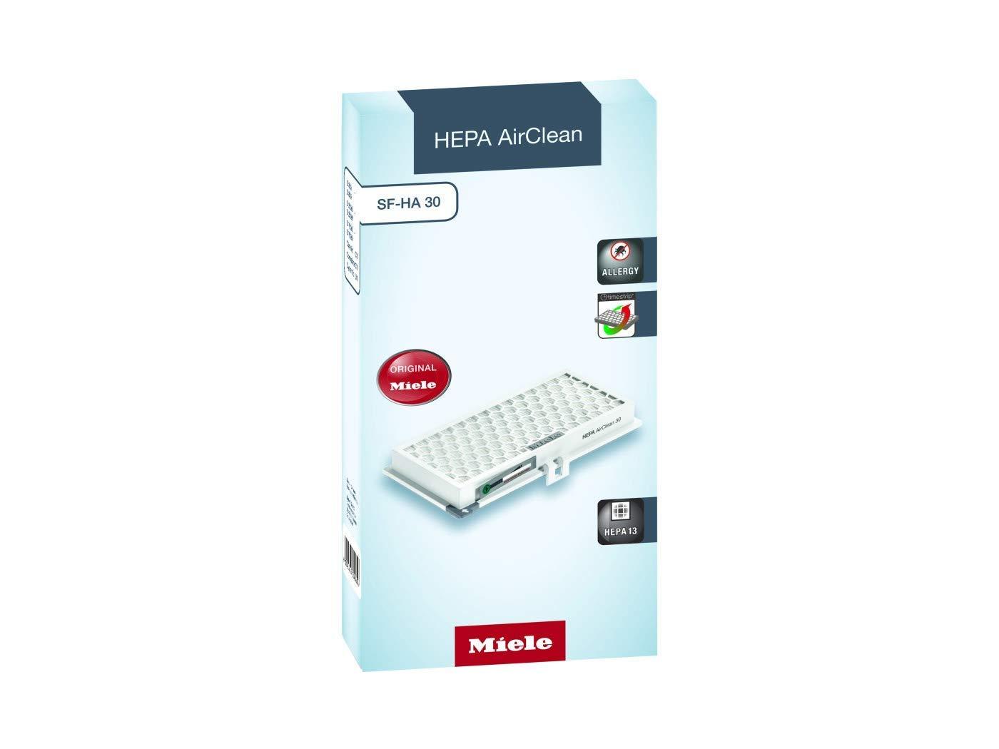 Miele Vacuum Cleaner Active HEPA Filter 315606 SF-HA30 MIE1003 [MIE1003] (Renewed) by Miele