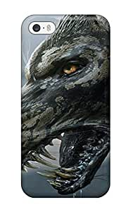 Kenneth Talib Farmer's Shop Lovers Gifts 3167317K94788190 High Quality Shock Absorbing Case For Iphone 5/5s-creature