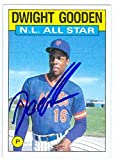 Autograph Warehouse 302665 Doc New York Mets Dwight Gooden Autographed Baseball Card