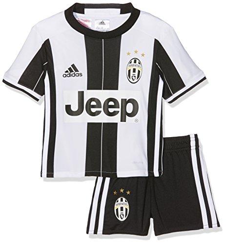 - adidas 2016-2017 Juventus Home Mini Kit