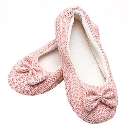 Crochet RoseSummer Cute Shoes Dancing Bowtie Slippers Home RoseSummer Cute qRSCZwnIRx