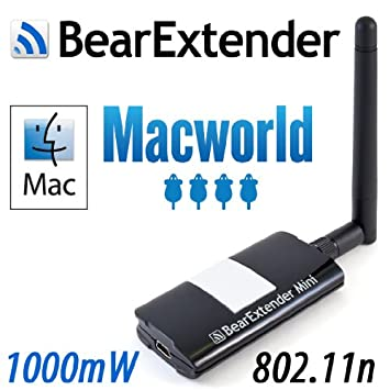 wifi extender for mac mini
