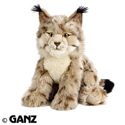 Webkinz Plush Endangered Signature Series Iberian Lynx: Toys & Games