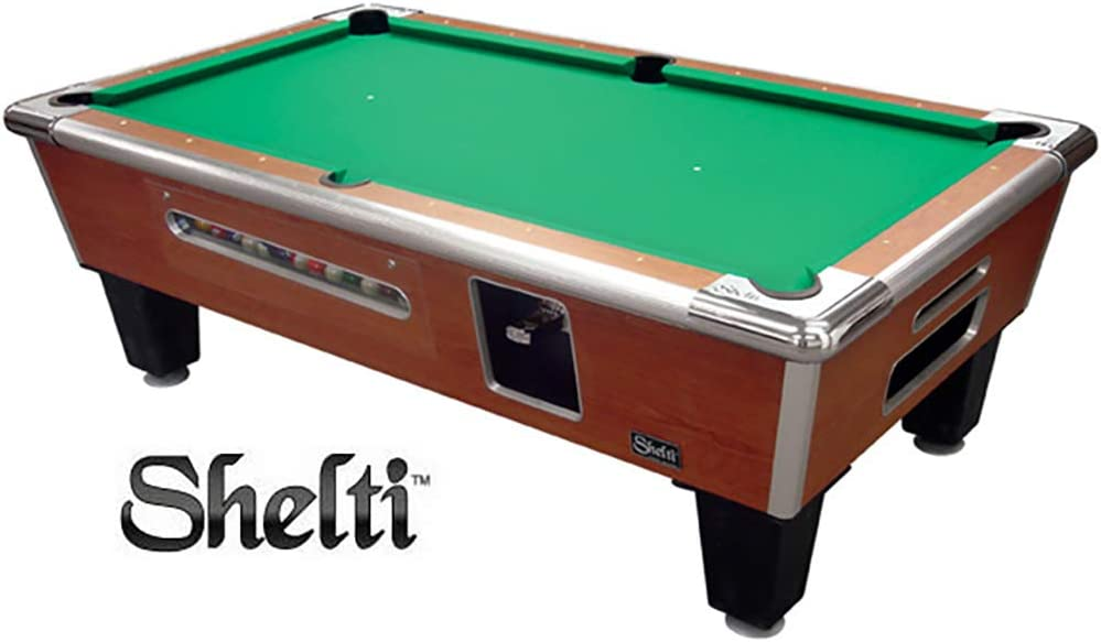 Shelti Bayside mesa de billar repuesto Cherry – 88