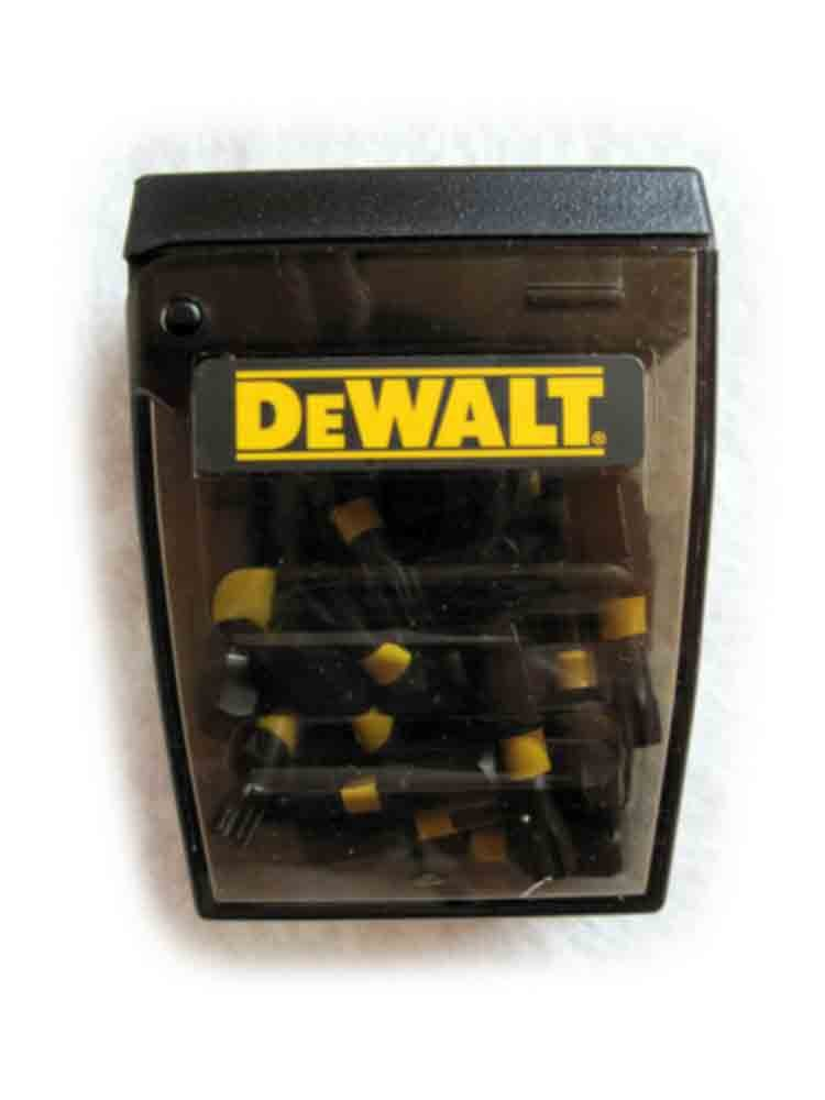 DeWalt DT70529T-QZ Set of 25 x Impact Torsion T25 Bits