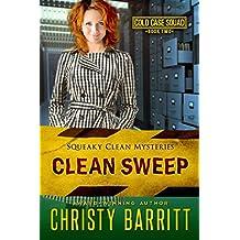 Clean Sweep: Squeaky Clean Mysteries, Book 14