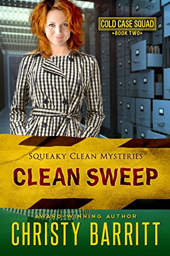 Clean Sweep: Squeaky Clean Mysteries, Book 14