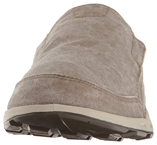 Columbia Herren Sunvent Slip Athletic Sandale Kiesel, Major