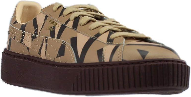 PUMA x Naturel Platform Cheetah Sneaker