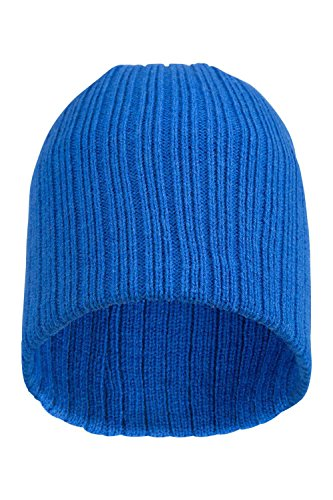 mountain-warehouse-mens-womens-unisex-sanford-outdoor-beanie-cap-hat-cobalt