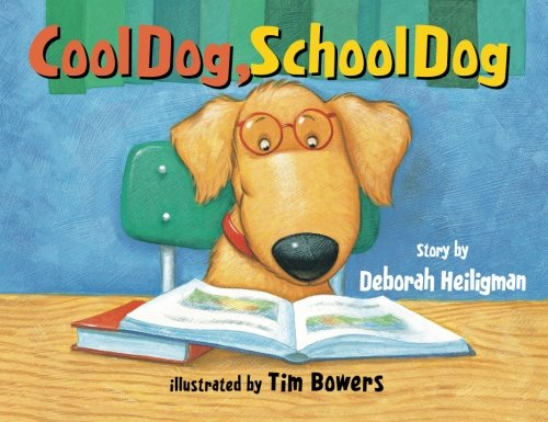 Cool Dog School Deborah Heiligman product image
