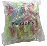 Pharaoh's 10,000 Color Male Hookah Hose Mouth Tips 1 Case