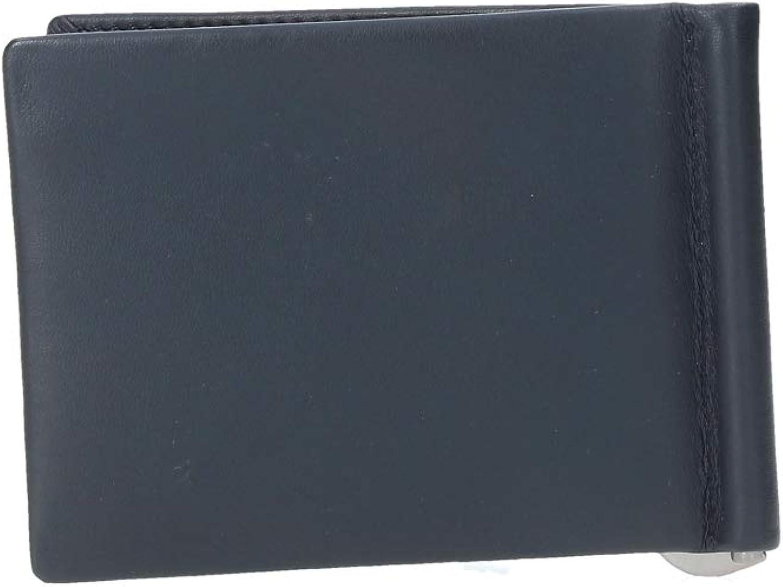 Guess SM4016 LEA23 Porta carte di credito Zubeh/ör Blau Pz.