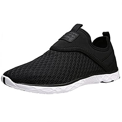 aleader s slip on athletic water shoes