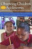 img - for Observing Children and Adolescents CD by Downey Jane McDevitt Teresa M. Garry Stewart Ormrod Jeanne Ellis (2003-04-05) CD-ROM book / textbook / text book