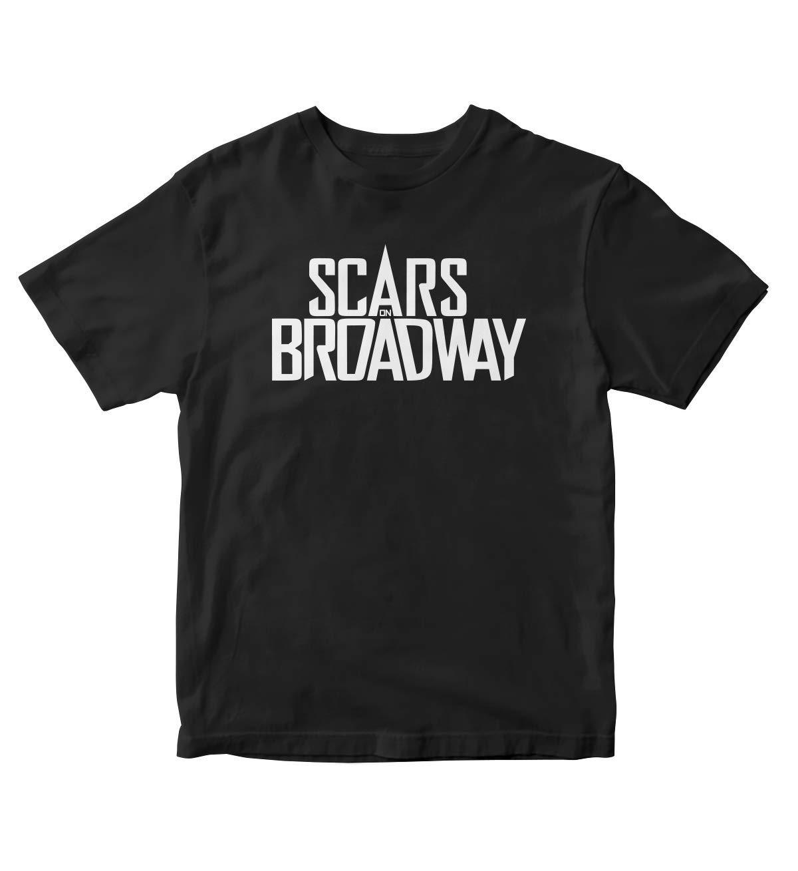 Scars On Broadway Rock Band Black Shirt S 198
