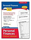 Adams Personal Finance Pack Premium Forms Collection (LF292P)
