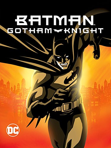 DVD : Batman: Gotham Knight