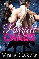 Purrfect Chaos: A Billionaire BBW Shifter Romance (Purrfect Mates Book 1)