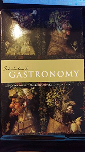 Introduction to Gastronomy