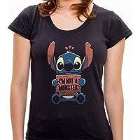 Camiseta Not a Monster - Feminina